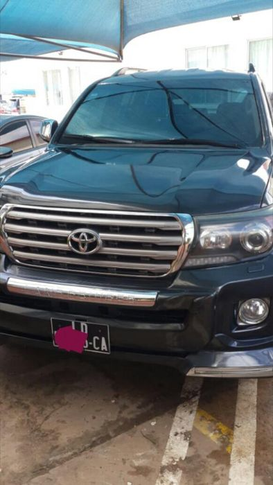Toyota landcruiser gxr v6 Ingombota - imagem 1