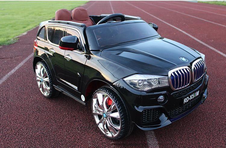 Акумулаторен джип BMW X5 с MP4 дисплей RDX5