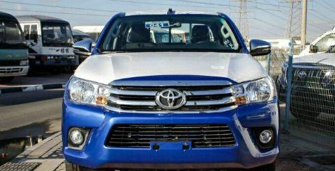 Toyota hilux há venda