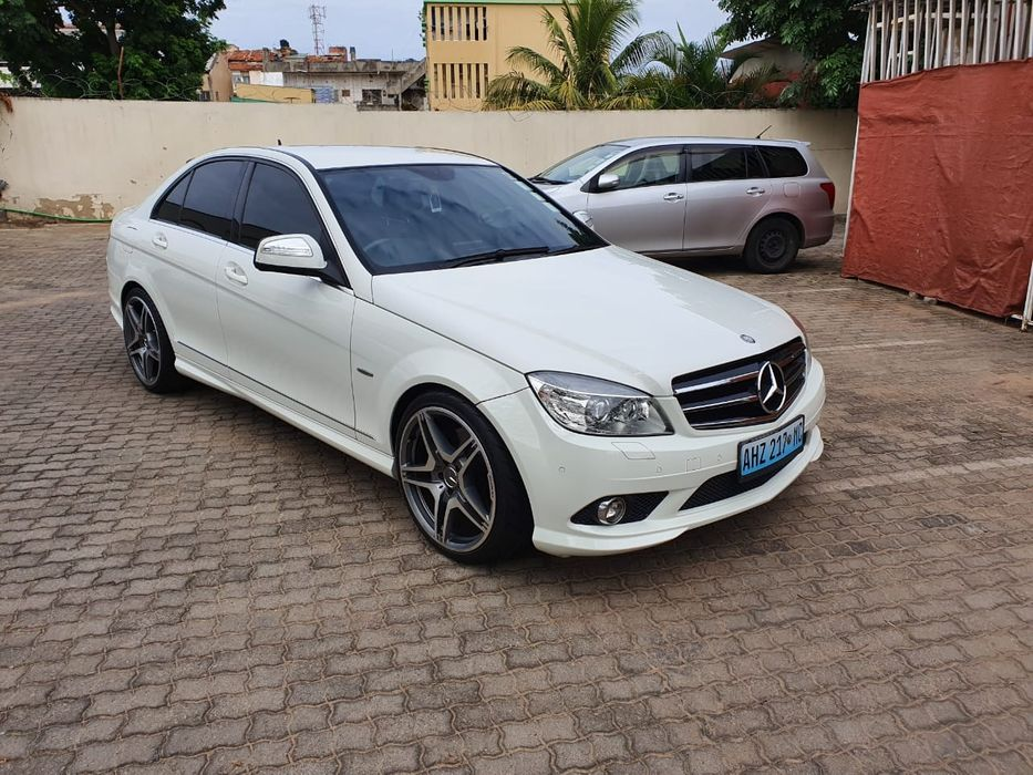 Mercedes benz amg recem importado