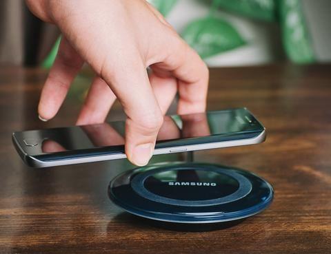 Carregador Sem Fios Samsung + Entrega
