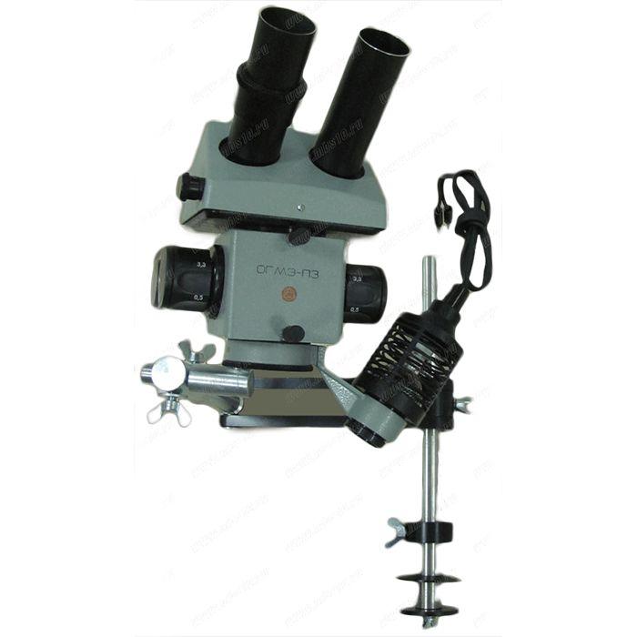 Головка оптическая ОГМЭ-ПЗ F=190mm (микроскоп МБС-10)