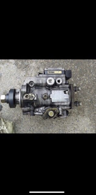Pompa injectie opel astra zafira vectra cod 011