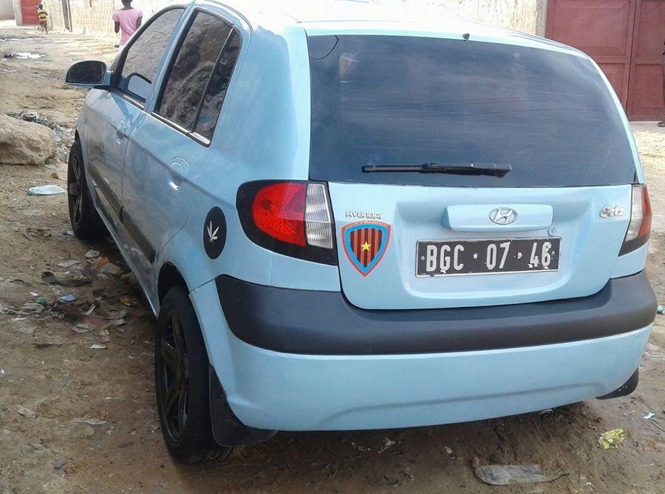 Hyundai Getz Samba - imagem 8