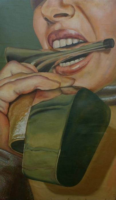 tablouri ulei pe panza canvas