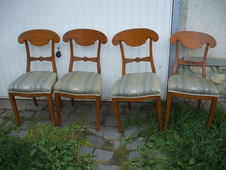 4 scaune stil biedermeier