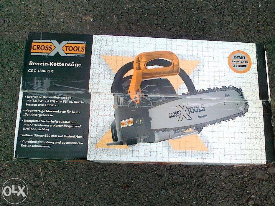 Motoferastrau Cross Tools 2,4cp lama 450mm