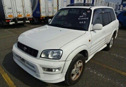 Vende se Toyota RAV4