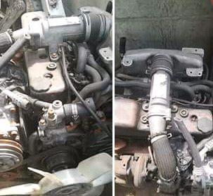Motor Isuzu kb280