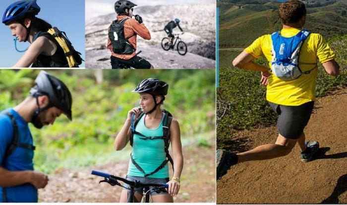 """Mochila de hidratação para Ciclista / Corredores """"Camelbak"""""""