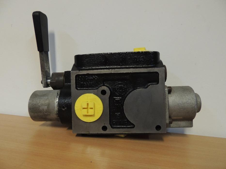 Distribuitor hidraulic basculare camion pilotat pneumatic