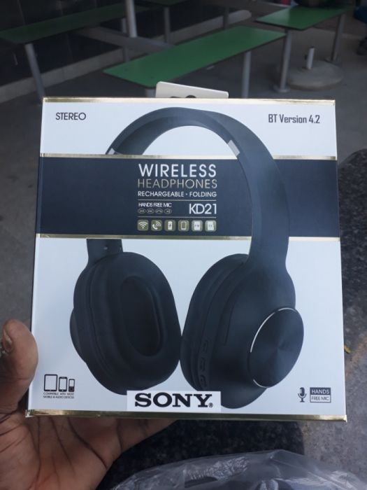 Headphones SONY KD21 Wireless