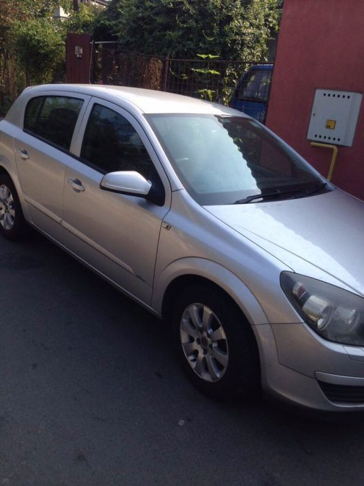 Haion complet Opel Astra h