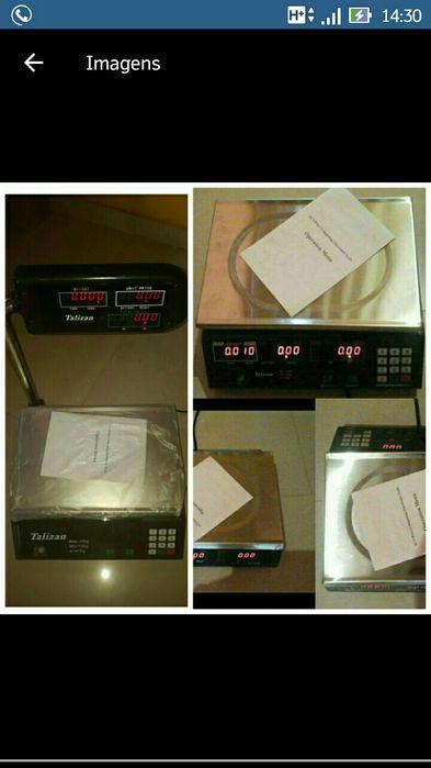 Vendo essas balanças electrónicas novas na caixa de 15 kg super boas