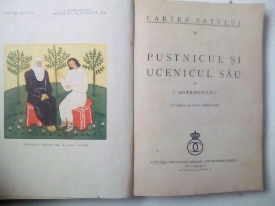 I.Agârbiceanu-Pustnicul si ucenicul sau