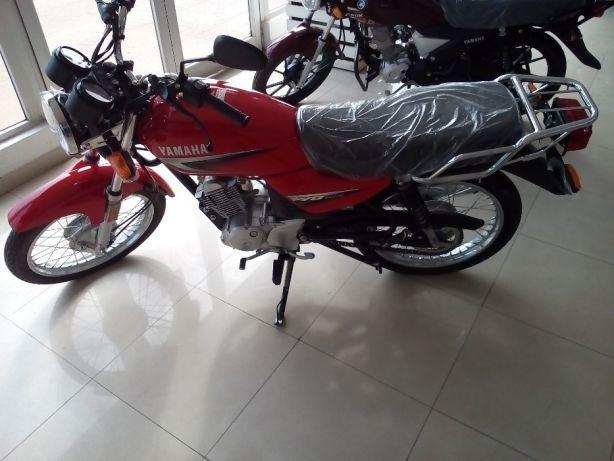 Vendo Mota e Motos Yamaha Yb