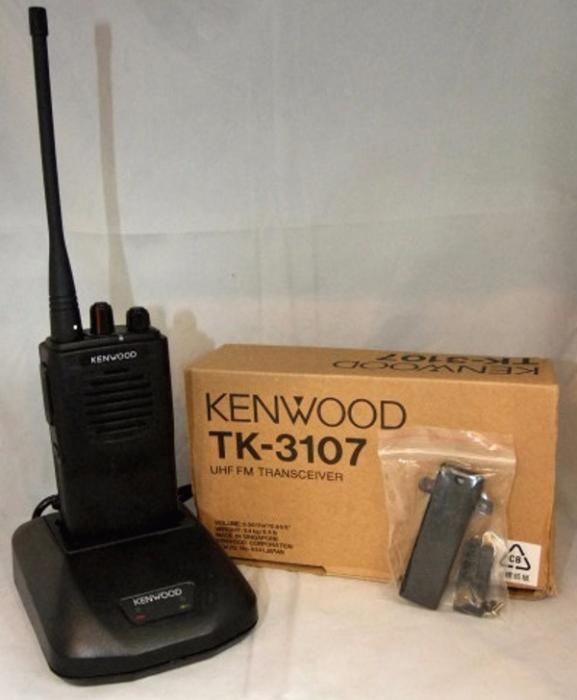 Рации Kenwood, модель TK-3107