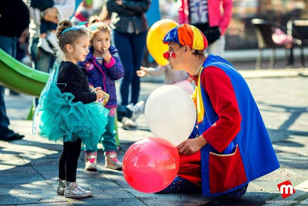 Клоунада за детско парти и празник с Клоуна Додо
