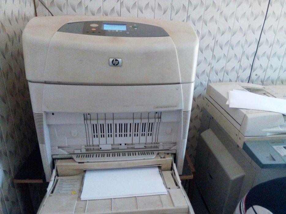 Impressora A3 a cor hp 5550