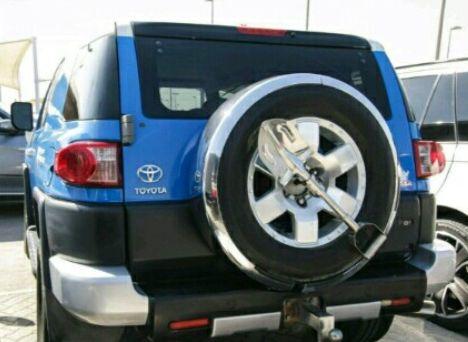 Toyota fj Cruiser Avenda Lobito - imagem 2