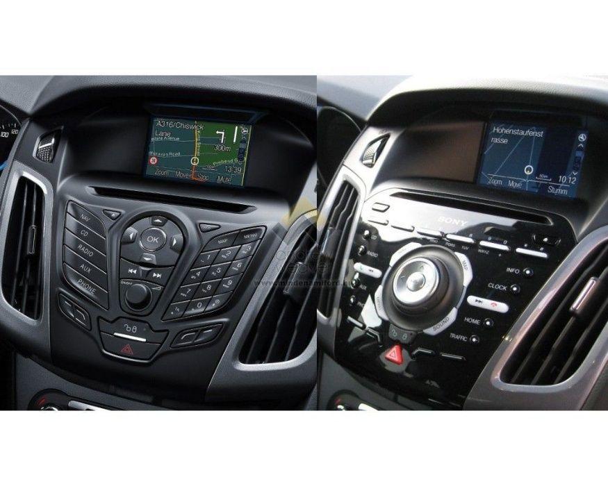 Ford SDcard Navigatie Mondeo Focus Kuga Fiesta 2018 MCA MFD SYNC etc