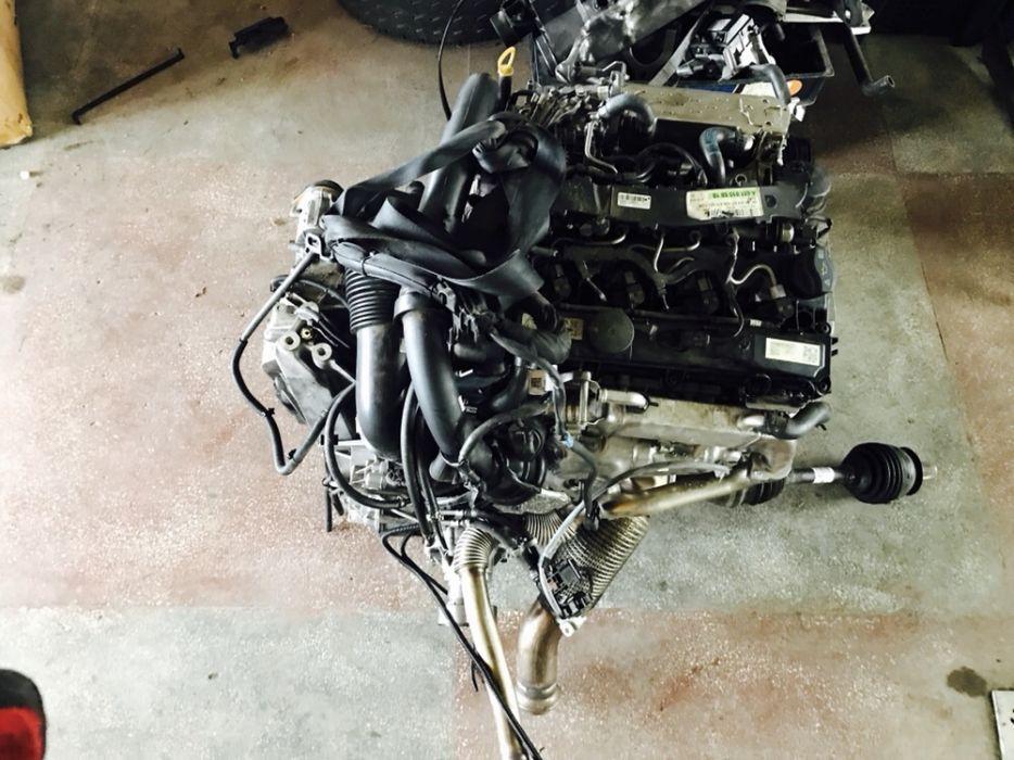 Motor Mercedes C Class W204,W205,W212,W213,BMW X3,X6,Audi Q5