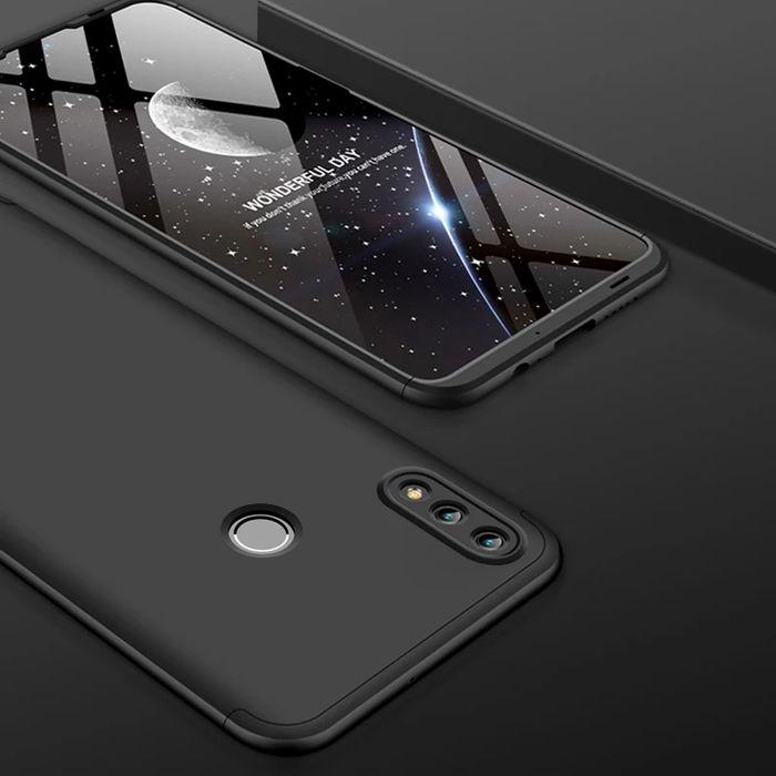 Кейс 360° градуса мат за Huawei P Smart 2019 / Honor 10 Lite + протект гр. Варна - image 8
