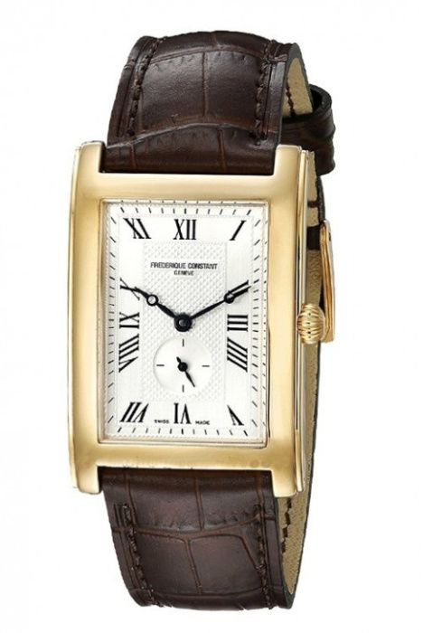 Часовник Frederique Constant Classics Carree