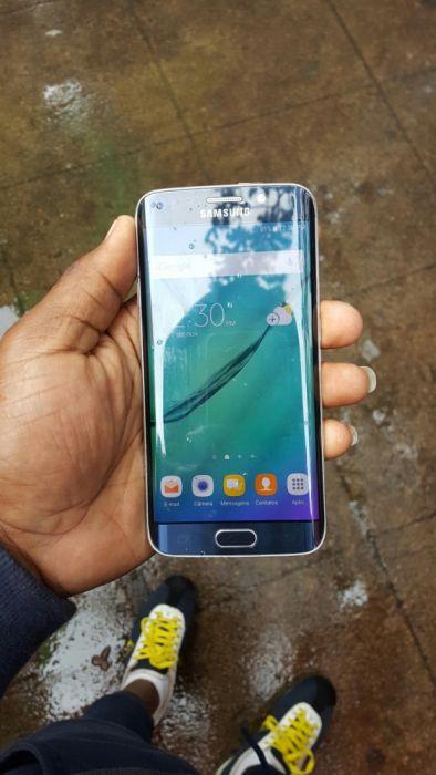 Galaxy S6edge super novo ha bom preço faço entrega