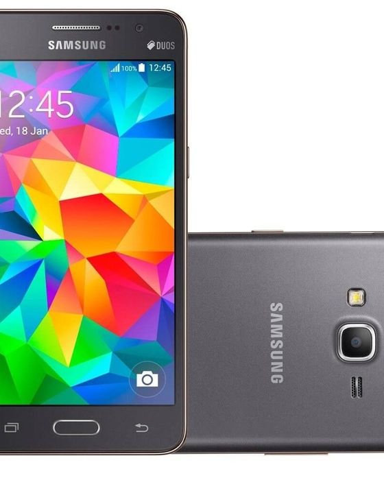 Samsung galax grande prime suporta dois chips