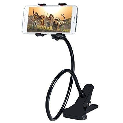 Prindere telefon mobil Flexibel Lazy Pod of dual clamp