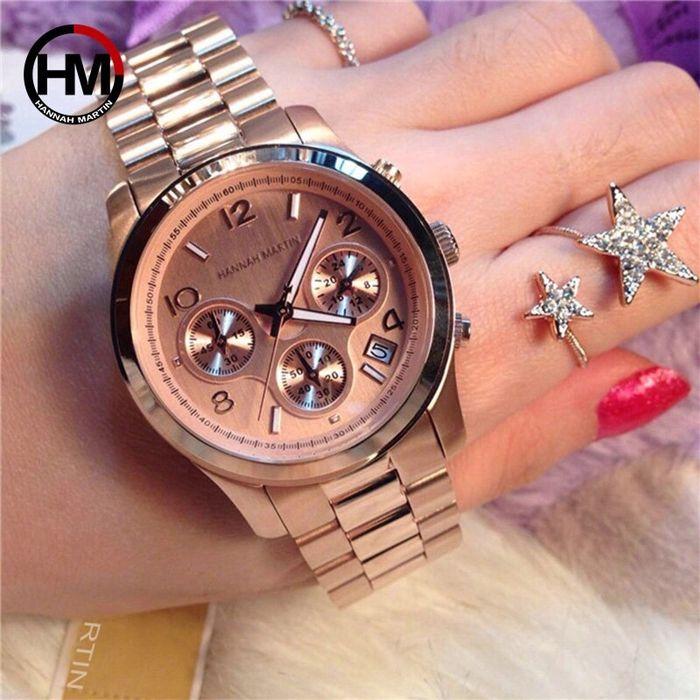 Relógio feminino Hannah Martin 301