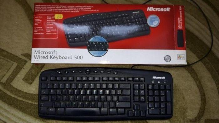 Tastatură Microsoft