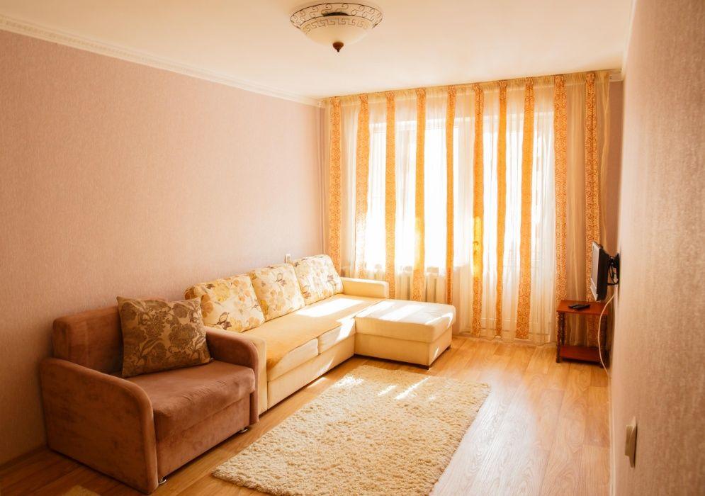 Солнечная квартира в мкрн.Казахфильм