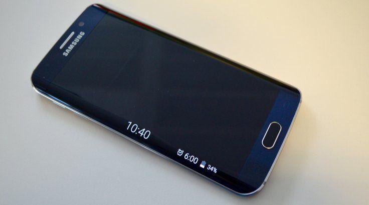 Samsung S6 edge sem arranhões