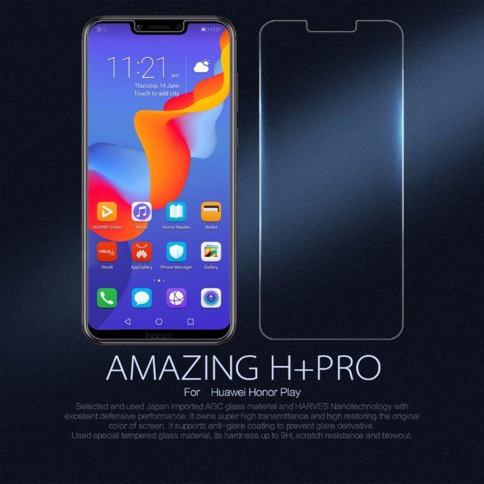 Folie Sticla Securizata / Tempered Huawei Honor 8X / Honor Play
