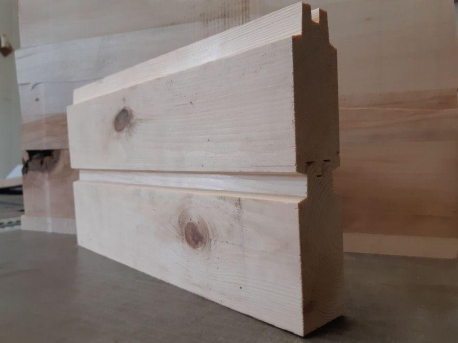 Vand profile lemn căsuțe de vacanță/grădina
