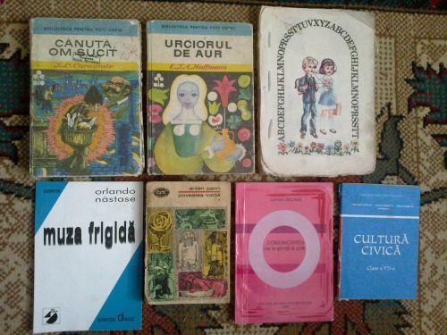 Diverse carti vechi