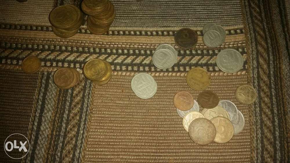 Продам монеты советских времен
