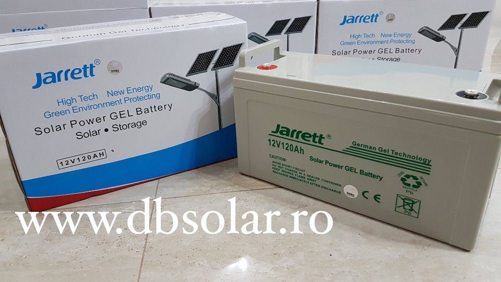 ACUMULATORI baterii PANOURI SOLARE GEL 12v 120ah tractiune AGM deep ‼️ Targoviste - imagine 3