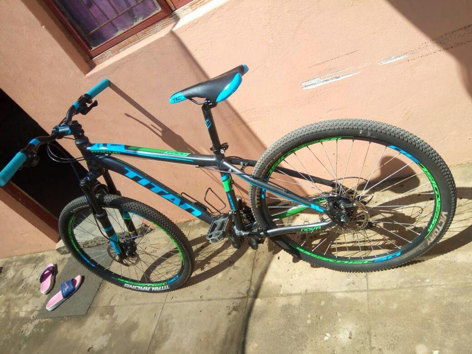 Vendo Bicicleta proficional
