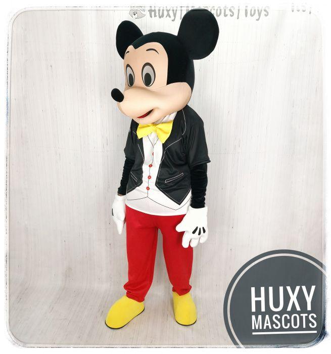 Мики маус маскот костюм
