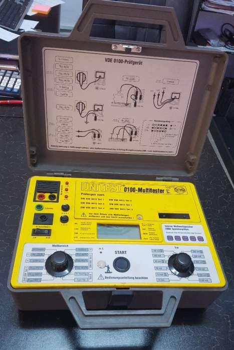 Tester Multimeteru Electriceni, PRAM