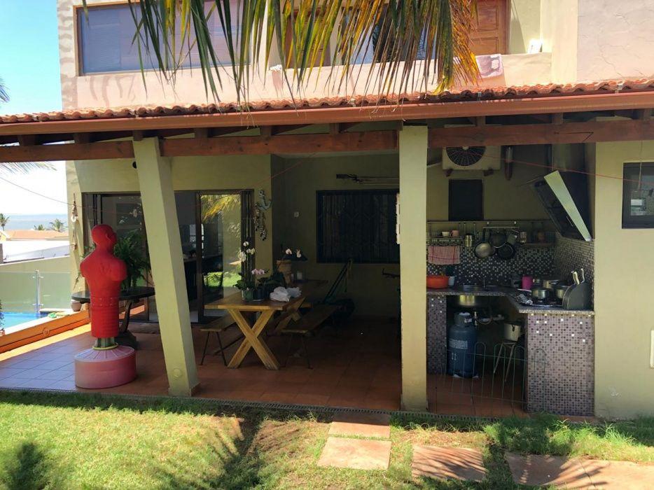 Arrenda-se excelente casa no palmeiras