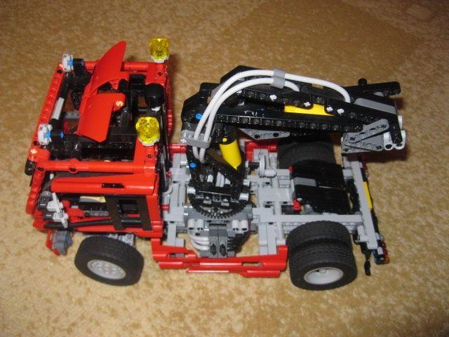 Комплект Лего Technic
