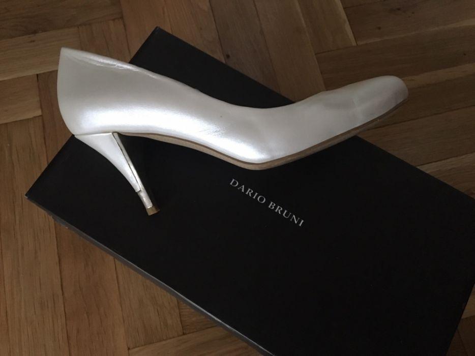 Сватбени обувки от италианския бранд DARIO BRUNI, изключително удобни.