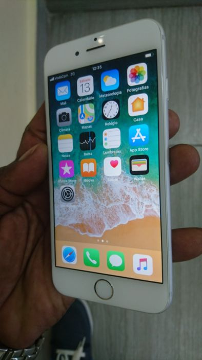 IPhone 6 normal fora da caixa super clean