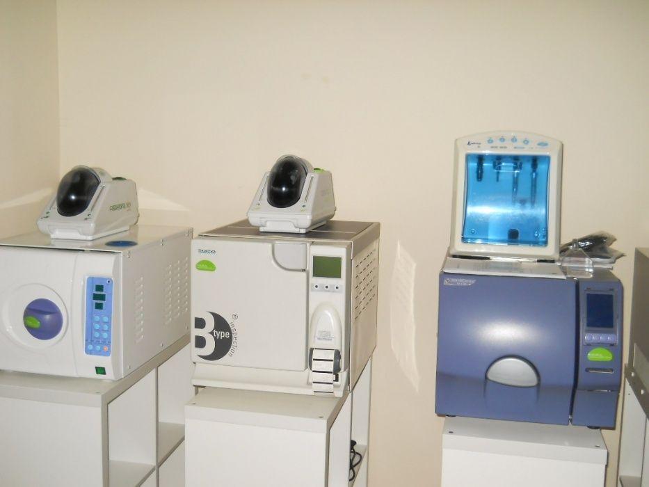 Стоматологични Автоклави Употребявани