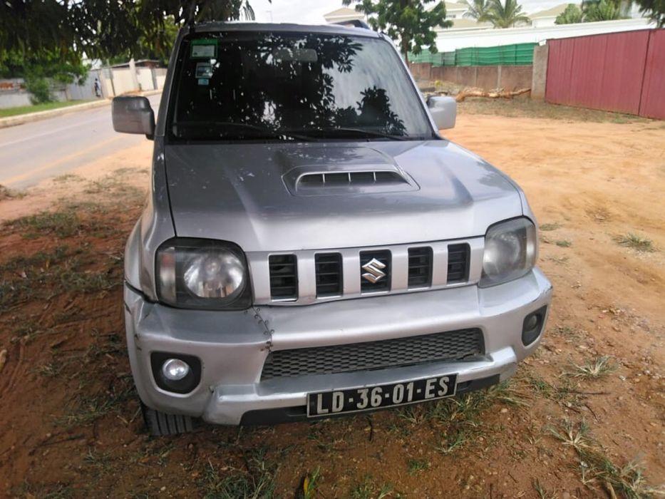 Suzuki jimny automático