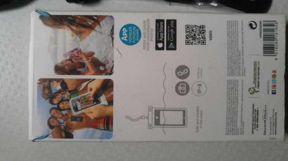 Carcasa / Husa telefon rezistenta la apa Cellularline